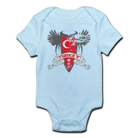 Turkey Winged Infant Bodysuit