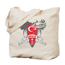 Turkey Winged Tote Bag