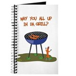 All Good In Da Grill Journal