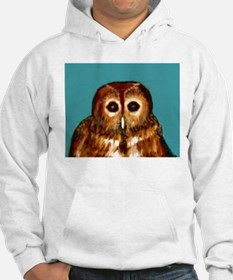 Funny The owl box Hoodie