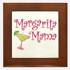 Margarita Mama Framed Tile