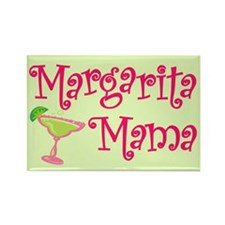 Margarita Mama Rectangle Magnet