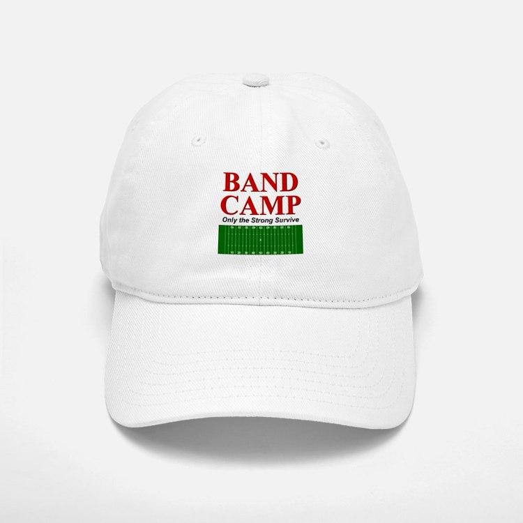 Band Camp - Only the Strong S Baseball Baseball Cap