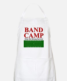 Band Camp - Only the Strong S BBQ Apron