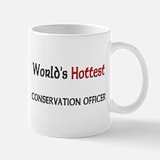 World's Hottest Conservation Officer Mug