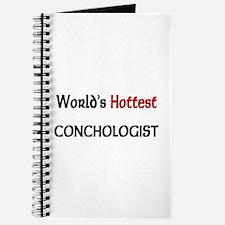 World's Hottest Conchologist Journal