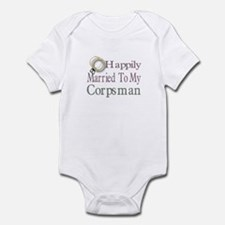 happily married to Infant Bodysuit