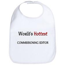 World's Hottest Commissioning Editor Bib