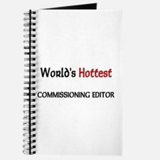 World's Hottest Commissioning Editor Journal