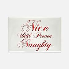 Christmas Humor Rectangle Magnet