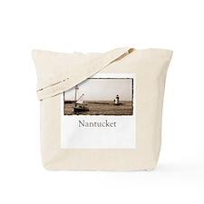Nantucket Sailing Tote Bag