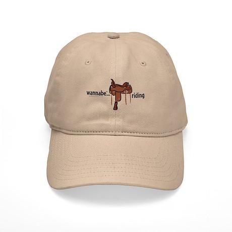 wannabe...riding (western) Cap
