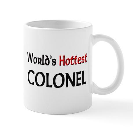 World's Hottest Colonel Mug