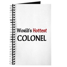 World's Hottest Colonel Journal