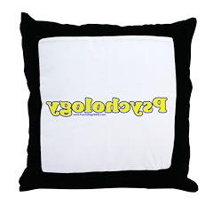 Reverse Psychology 2 Throw Pillow