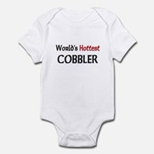 World's Hottest Cobbler Infant Bodysuit