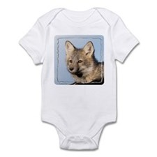 Cross Fox Kit Infant Bodysuit