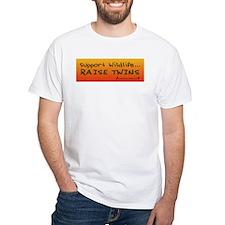 Support Wildlife - Raise Twin Shirt