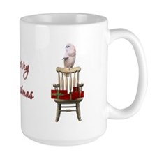 Christmas Cockatoo Mug