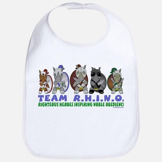 Team R.H.I.N.O. Bib