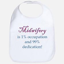Midwifery/Occupation Bib