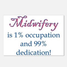 Midwifery/Occupation Postcards (Package of 8)