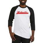 Midwife (red) Baseball Jersey