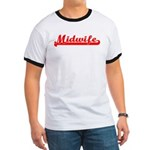 Midwife (red) Ringer T