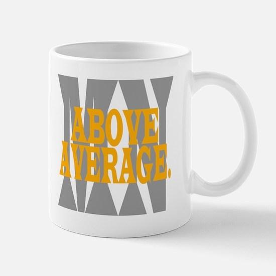 MN ABOVE AVERAGE Mug