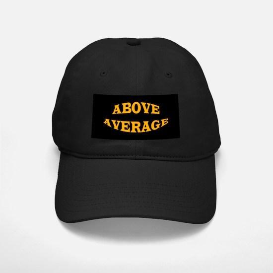MN ABOVE AVERAGE Baseball Hat