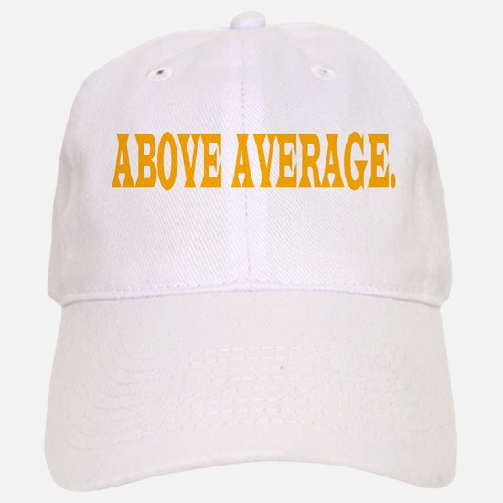 MN ABOVE AVERAGE Baseball Baseball Cap