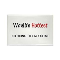 World's Hottest Clothing Technologist Rectangle Ma
