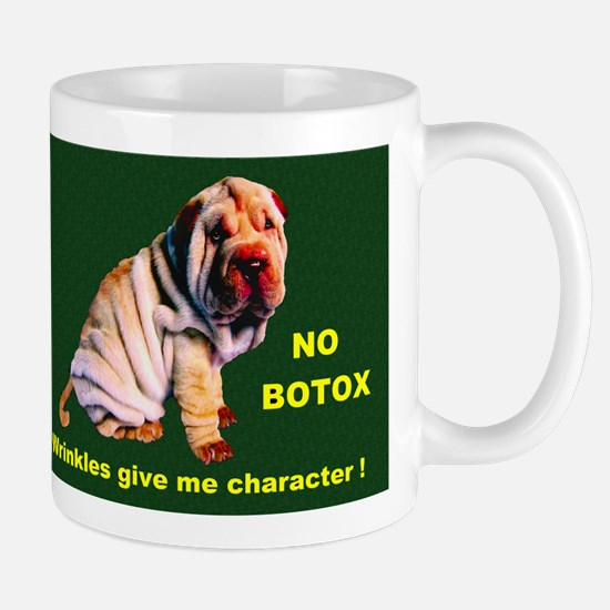 Shar Pei Puppy- Mug