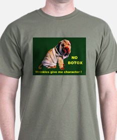 Shar Pei Puppy- T-Shirt