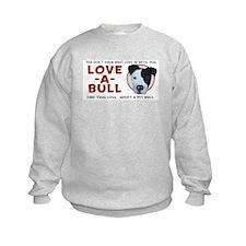Love A Bull Sweatshirt