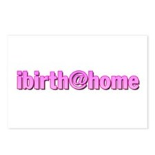 ibirth@home Postcards (Package of 8)