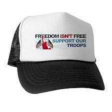 Freedom Isn't Free Trucker Hat