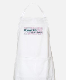Homebirth, it's only natural BBQ Apron