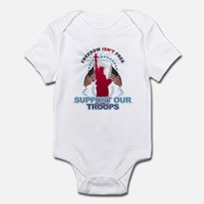 Freedom Isn't Free Infant Bodysuit