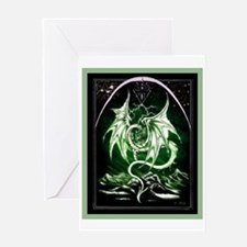 Dragon Art 3 Greeting Card