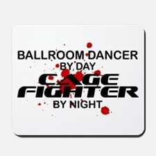 Ballroom Dancer Cge Ftr by Nght Mousepad