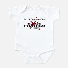Ballroom Dancer Cge Ftr by Nght Infant Bodysuit