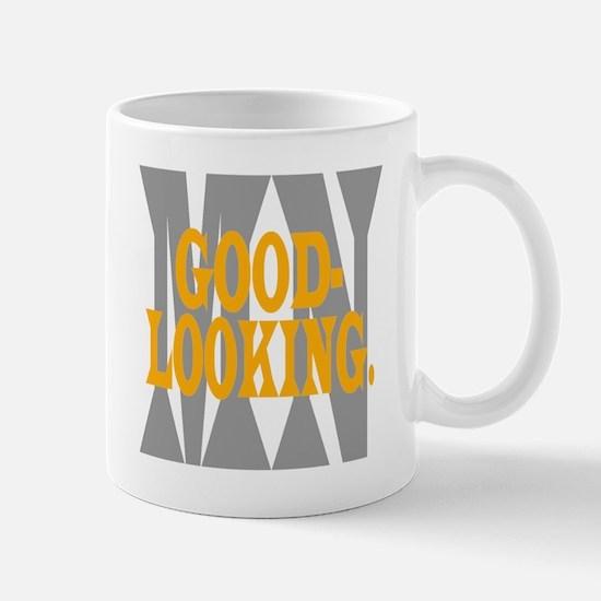 MN GOOD-LOOKING Mug