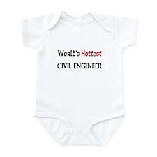 World's Hottest Civil Engineer Infant Bodysuit