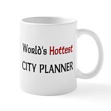 World's Hottest City Planner Mug