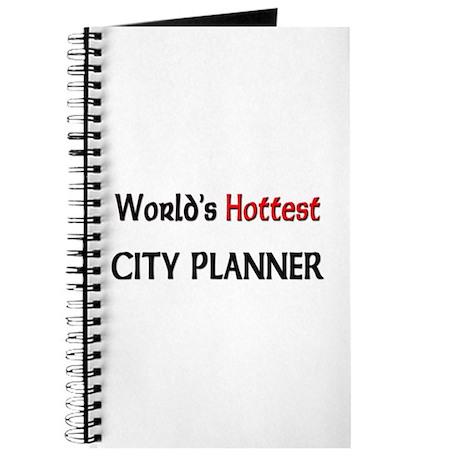 World's Hottest City Planner Journal