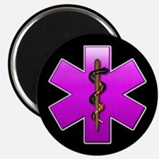 Star of Life(pink) Magnet