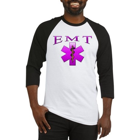 EMT(pink) Baseball Jersey