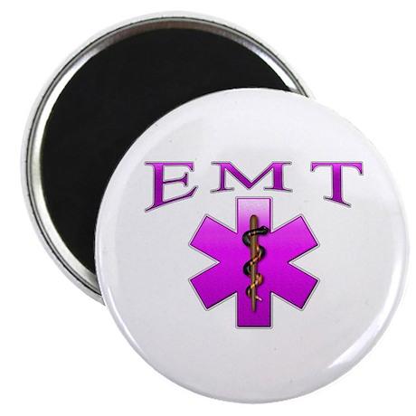 """EMT(pink) 2.25"""" Magnet (100 pack)"""