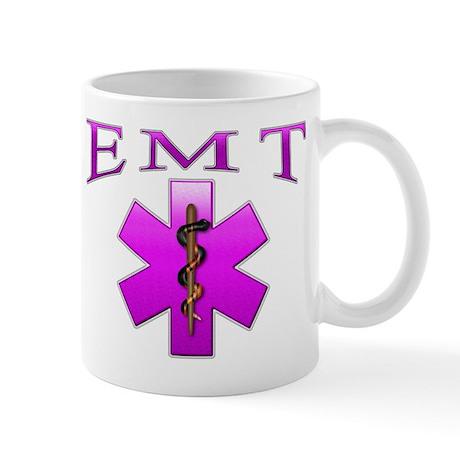 EMT(pink) Mug